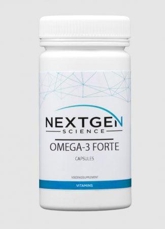 OMEGA 3 Forte Nextgen